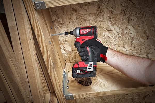 M18 Brushless 1/4″ Hex Impact Driver