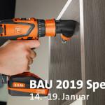 BAU 2019: FEIN