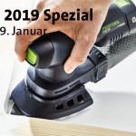 BAU 2019: Festool