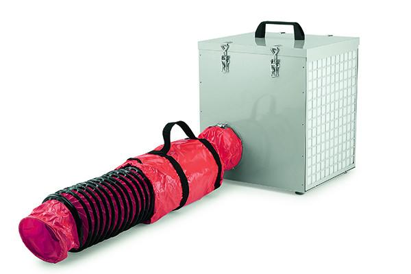 Bauluftreiniger VAC 800-EC