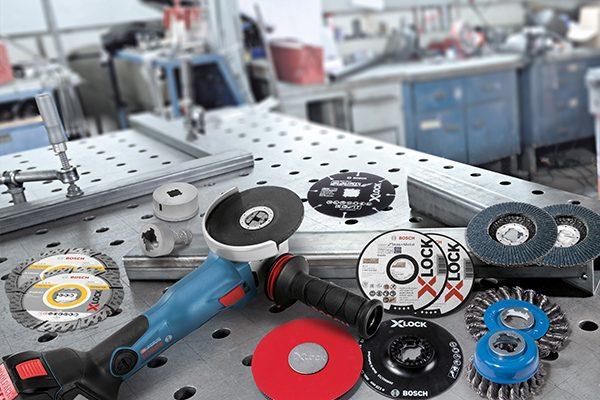 Werkzeug-Aufnahme X-Lock von Bosch. Ziel ist es, einen neuen Standard zu schaffen