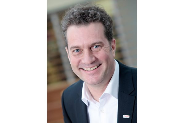 Henk Becker, Vorsitzender der Geschäftsführung der Robert Bosch Power Tools GmbH