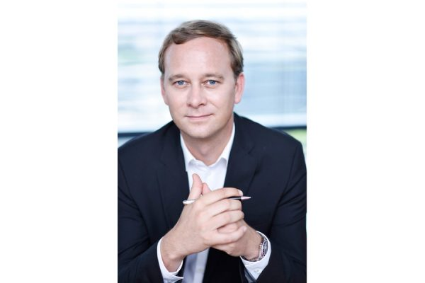 Lennart de Vet, Geschäftsführer der Robert Bosch Power Tools GmbH