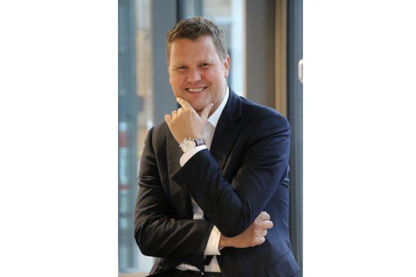 Stephan Hölzl, Geschäftsführer der Robert Bosch Power Tools GmbH