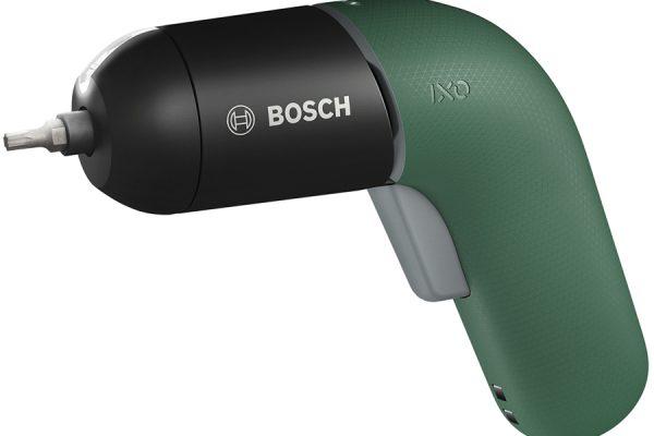 Ixo mit Speed Control: Je stärker der Schalter gedrückt wird, umso schneller schraubt er