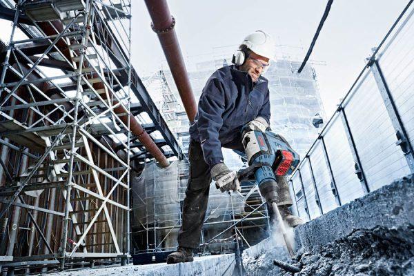 Bosch Biturbo Akkutechnologie: Leistung wie ein Netzgerät