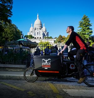 Elian Alluin Cycloplombier Paris