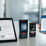 Mess-App von Bosch