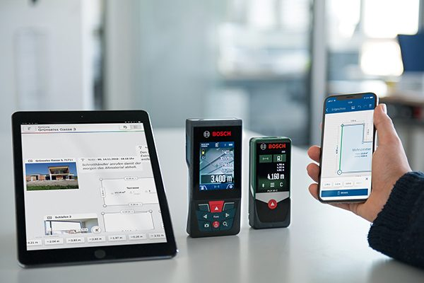 Bosch Mess-App