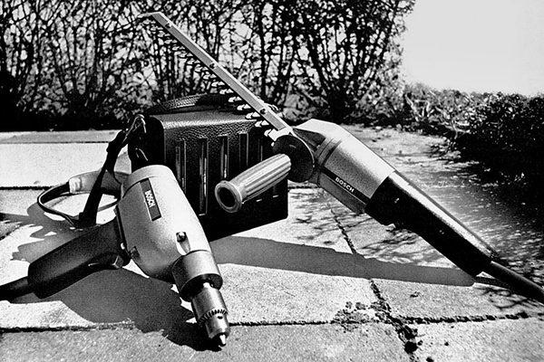 Erste Akku-Elektrowerkzeuge bereits 1969