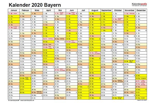 Ferien_Bayern_2020