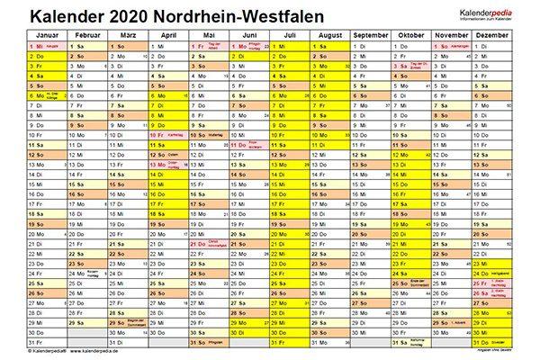 Ferien_NRW_2020