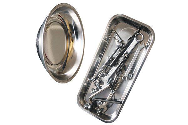 Die Werkzeugschalen tragen laut Hersteller ein Gewicht von mindestens zwei bis drei Kilogramm.