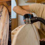 Nachhaltige Surfbretter aus Holz