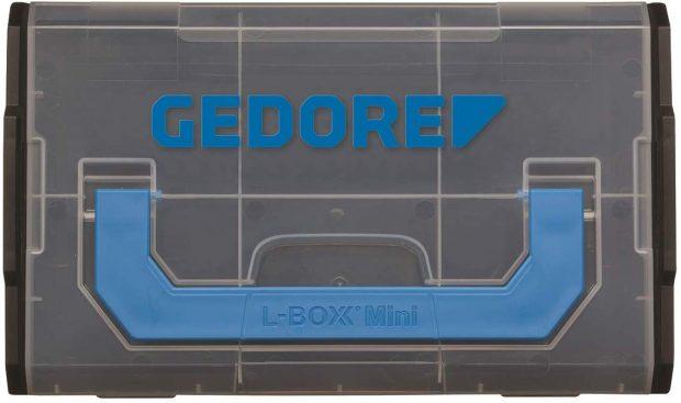 Gedore L-Boxx im Werkzeugwagen