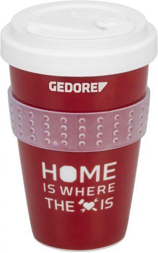 Coffee-to-go Becher von Gedore