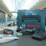 Test: Bosch Akku-Winkelschleifer