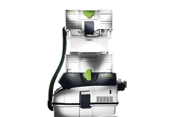 Der Vorabschneider CT-VA von Festool