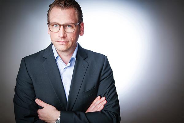 Neuer Vertriebsleiter: Tim Sieberns