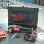 Test: Milwaukee Akku-Winkelschleifer