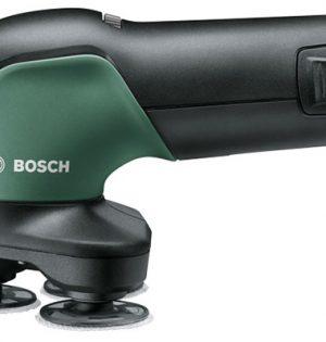 Bosch Akku-Tellerschleifer und -polierer