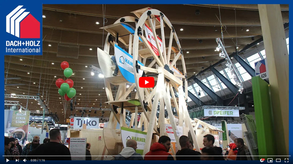 Dach+Holz International 2020 Video