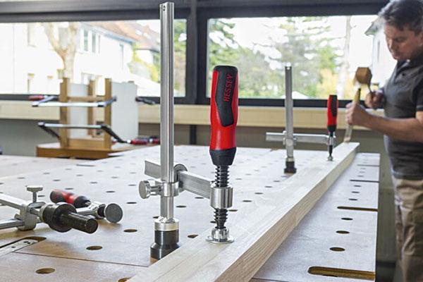 Adapter-Sortiment TW16AW auf der Holz-Handwerk 2020