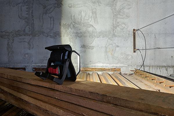 Akku-Baustrahler von Bosch
