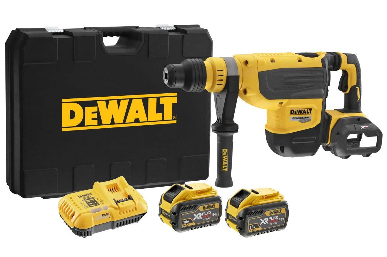 DeWalt Akku-Bohrhammer DCH733X2_3