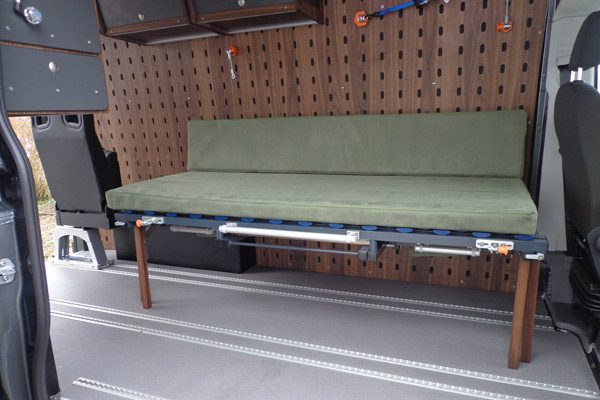 CargoClips Couch