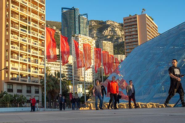 Die Fachhändler-Konferenz im Fürstentum Monaco