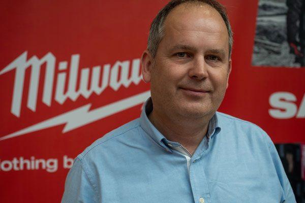 Andreas Schmeddes, Geschäftsführer Artmann Werkzeug- & Maschinenvertriebs GmbH