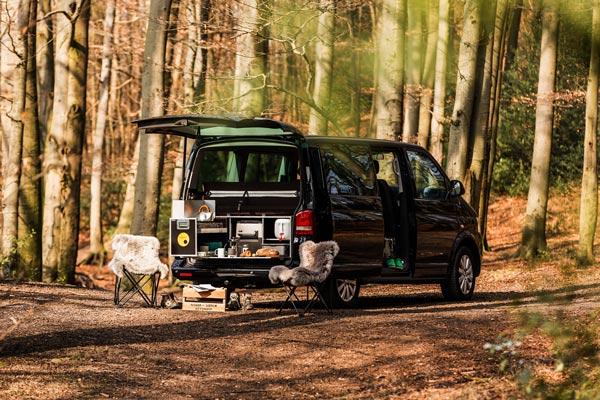 Ququq BusBox Camping module