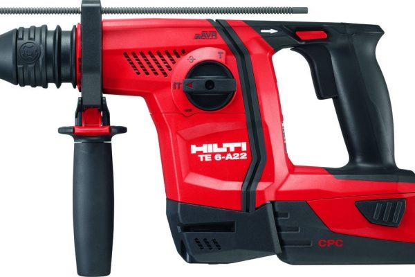 Hilti Akku-Bohrhammer TE 6-A22