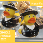 Unsere Highlights von der Dach+Holz International 2020