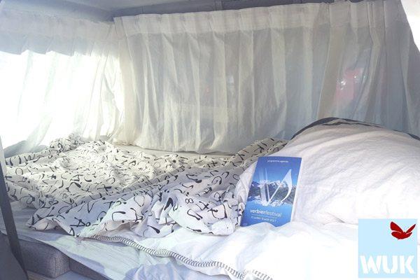 Wohnmobil-UltraKompakt Schlafen