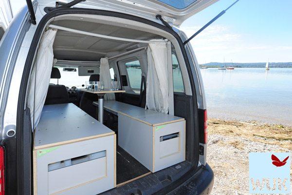Wohnmobil-UltraKompakt Sitzgelegenheit