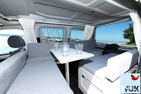 Wohnmobil-UltraKompakt Wohnraum