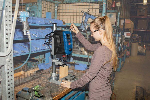 Ständerbohrmaschine scheppach DP60