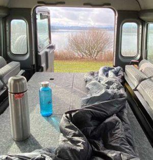Camp it simple Transporter Ausbau