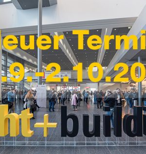 Light+Building Neuer Termin