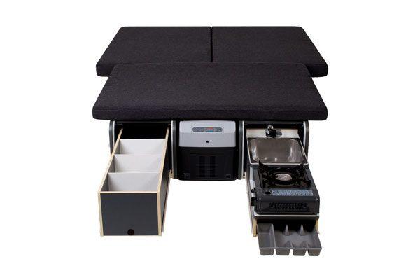 Flip Campingbox Module