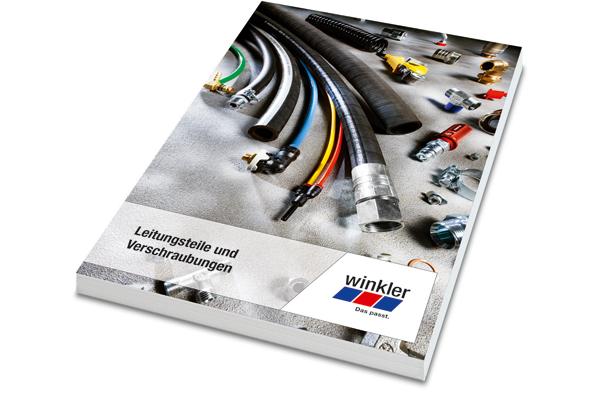 Winkler Katalog für Hydraulik und Druckluft
