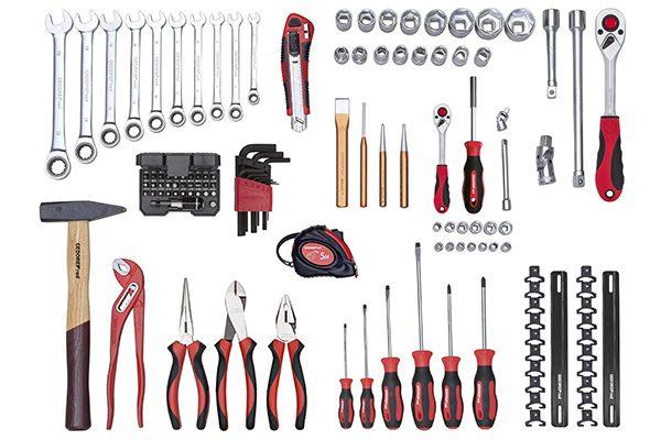 GEDORED red_Werkzeugsatz ALL IN_1