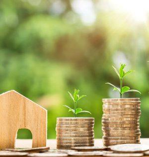 Immobilienpreise sinken
