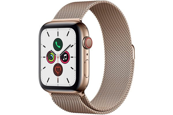 Platz 4: Apple Watch Series 5 GPS + Cellular, 815 Euro