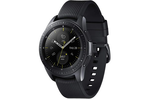 Platz 6: Samsung Galaxy Watch Bluetooth, 195 Euro