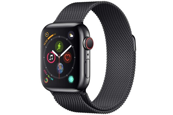 Platz 7: Apple Watch Series 4 GPS + Cellular, 549 Euro