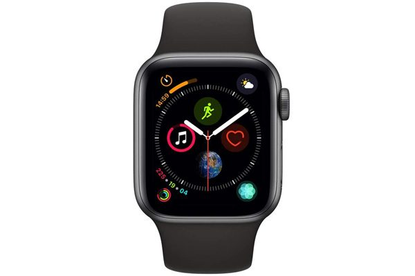 Platz 13: Apple Watch Series 4 GPS, 395 Euro