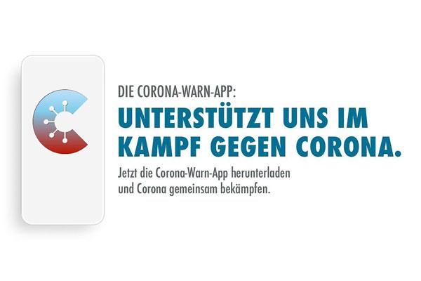 Corona-Warn-App RKI Bundesregierung